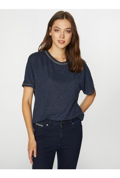 Faik Sönmez Kadın T-Shirt 39604