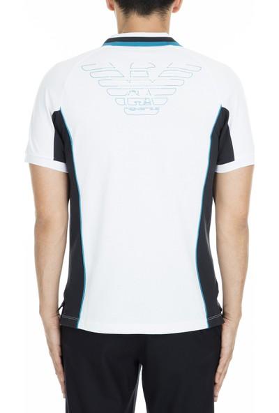 Ea7 T Shirt Erkek Polo S 3Gpf83 Pj61Z 1100