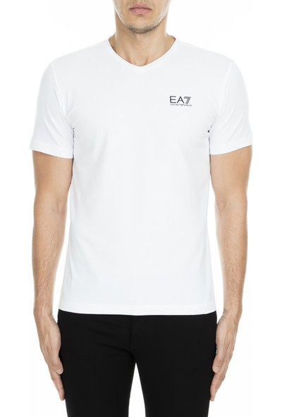 Ea7 Erkek T Shirt S 3Gpt53 Pjm5Z 1100