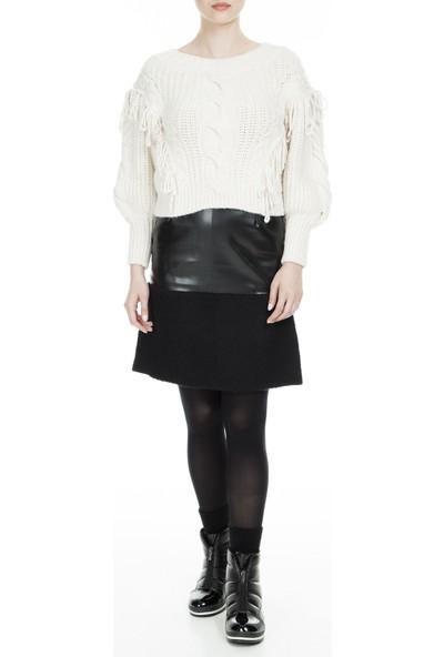 Versace Kadın Etek Zox921416000