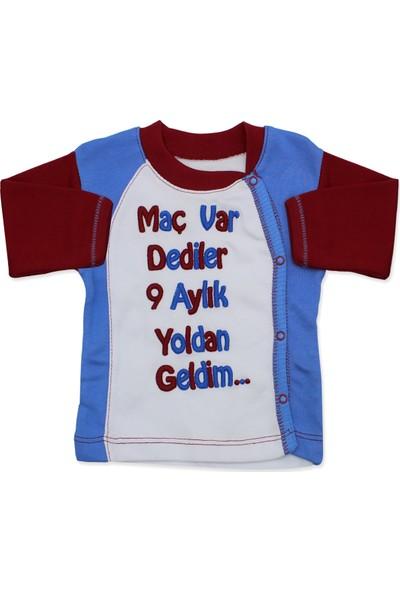 Gülücük Trabzonsporlu Bebek Takımı K288 56-62 cm