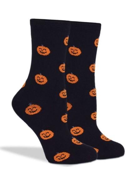 Brogetti Bal Kabağı Çorap