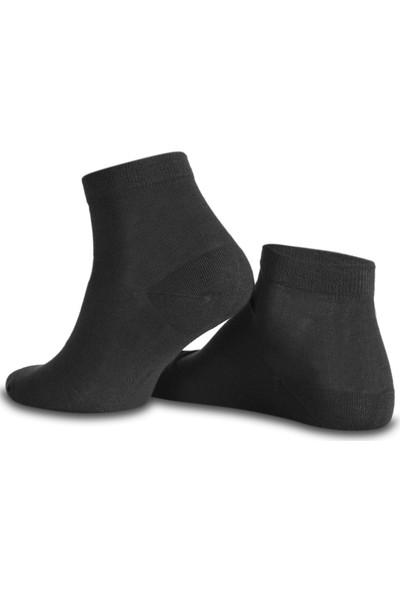 Brogetti Füme Bambu Kısa Soket Çorap