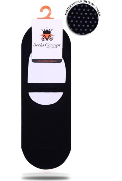 Socks Concept Siyah Pilates Ve Yoga Çorabı