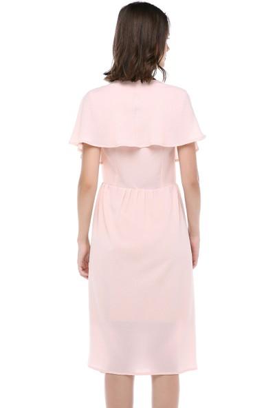 Sümeyra Gültekin Pudra Elbise