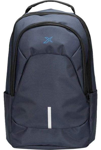 Kinetix Boston Lacivert Unisex Sırt Çantası