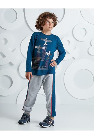 Ollie&Olla Erkek Çocuk 3 Planör Pantolon Takım