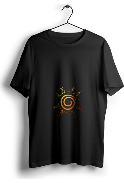 Anime Pazarı Naruto Kuyruklu Canavar Mührü Unisex Anime T-Shirt
