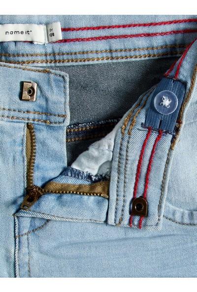 Name İt 9-14 Yaş Slim Fit Erkek Çocuk Kot Pantolon