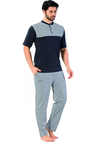 Akbeniz Erkek Pijama Takımı 6605
