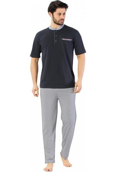 Akbeniz Erkek Pijama Takımı 6618