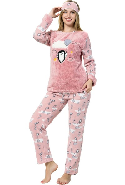 Akbeniz WellSoft Kadın Pijama Takımı 8053