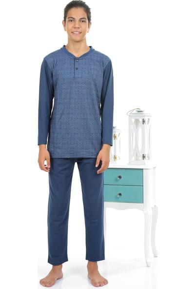 Akbeniz Erkek Pijama Takımı 6678