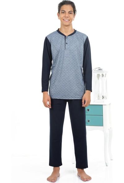 Akbeniz Erkek Pijama Takımı 6679