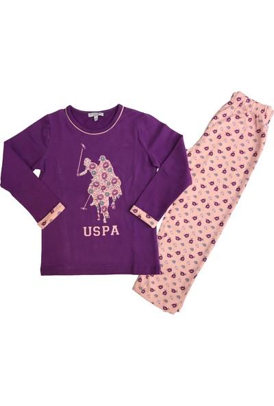 U.S. Polo Assn. Kız Çocuk Eşofman Takım - 2425