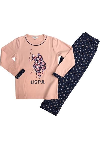 U.S. Polo Assn. Kız Çocuk Eşofman Takım - 2426