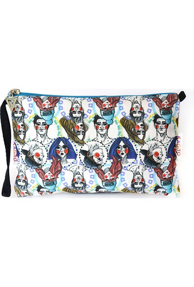 Kagito Cool Kids Clutch Çanta