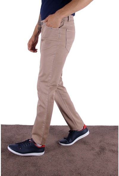 Diandor Erkek Pantolon Bej-Beıge 1823002