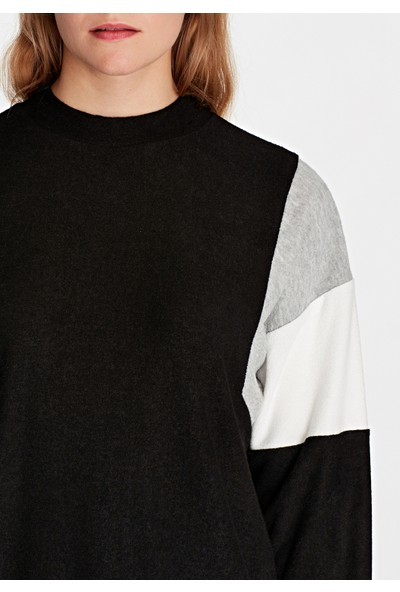 Blok Renkli Sweatshirt 167254-900