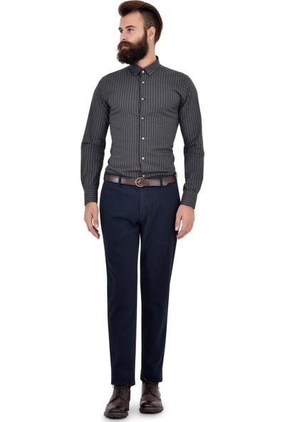 Lufian Erkek Slim Fit Pessıan Gömlek