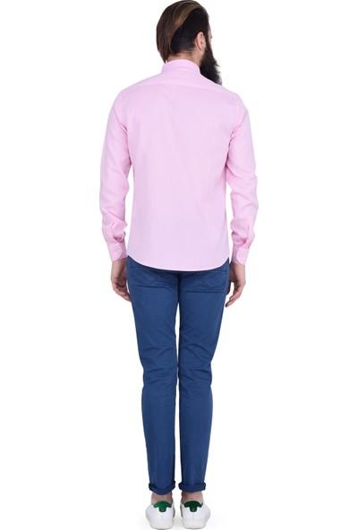 Lufian Erkek Regular Fit Blaıs Basic Gömlek