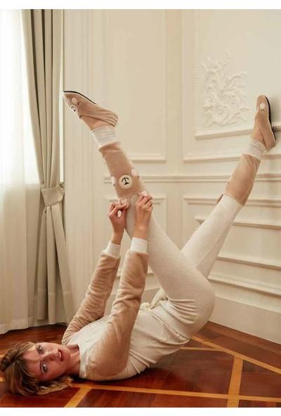 Feyza 3522 Kadın Uzun Kollu Pijama Takımı