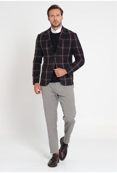 Lufian Erkek Slim Fit Marbella Spor Blazer Ceket