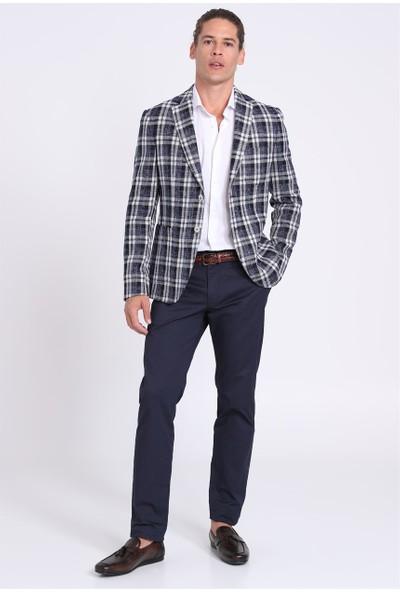 Lufian Erkek Piyemanto Spor Blazer Ceket