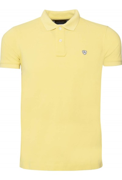 Lufian Erkek Diamos Basic Polo T- Shirt