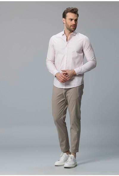 Lufian Erkek Slim Fit Adrin Smart Gömlek