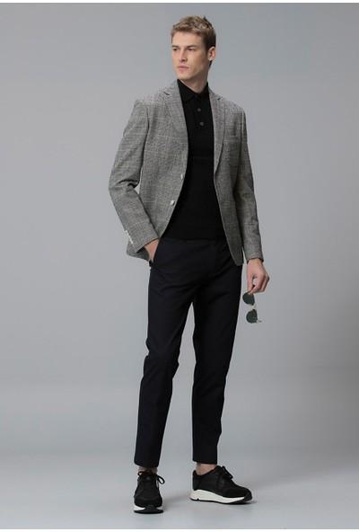 Lufian Erkek Slim Fit Procida Spor Blazer Ceket