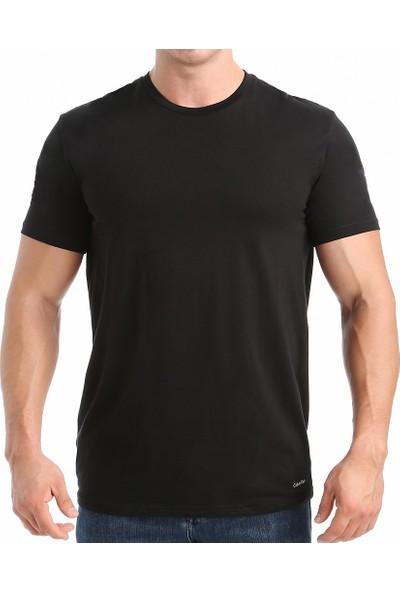 Calvin Klein Erkek 2 Li T-Shirt Nb1104-001