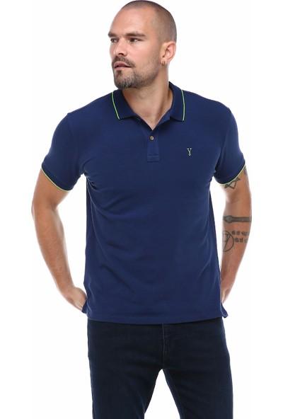 Port Royale Erkek Comfort-Fit Polo T-Shirt