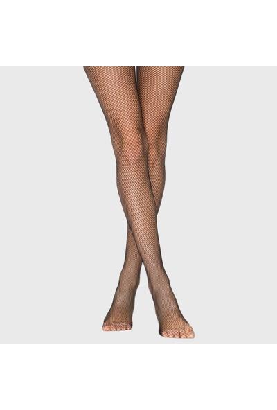 Penti İnce File Külotlu Çorap
