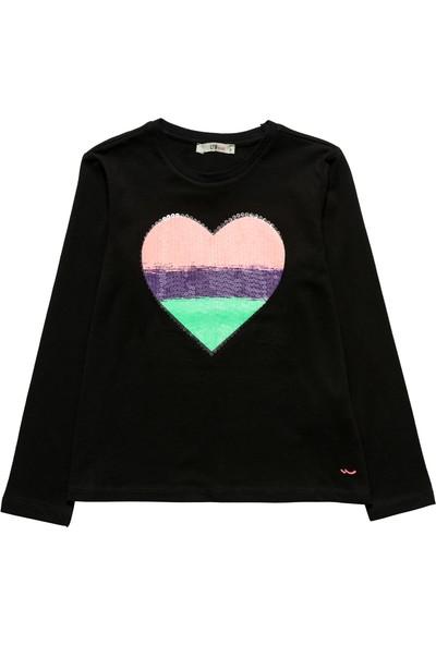 LTB Boligo Kız Çocuk Sweatshirt