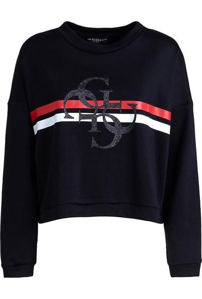 Guess W93Q48K7Ex0 Kadın Sweatshirt