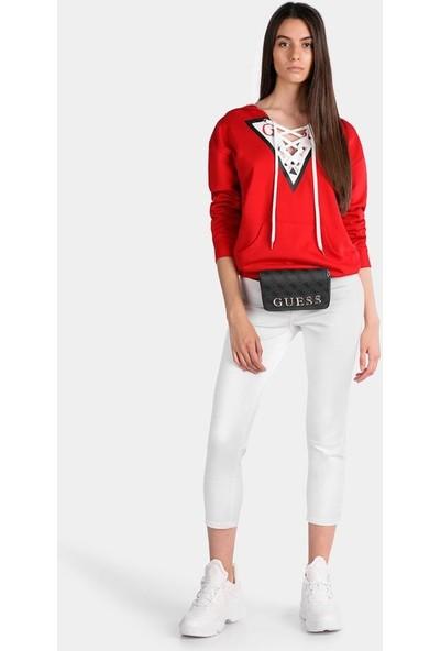Guess W93Q55K8800 Kadın Sweatshirt