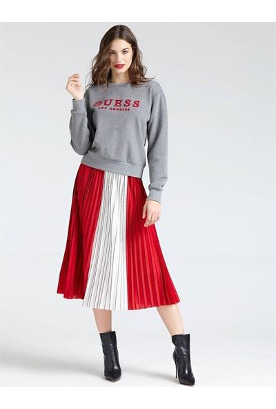 Guess W93Q56K8800 Kadın Sweatshirt