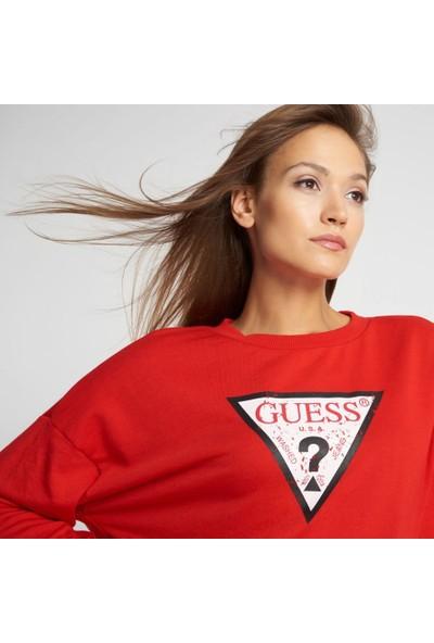 Guess W93Q73K8K90 Kadın Sweatshirt