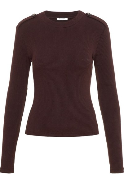 Pieces 17099628 Kadın Sweatshirt