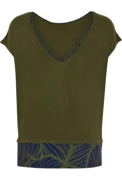 Quca 1022 Kadın Casual T-Shirt