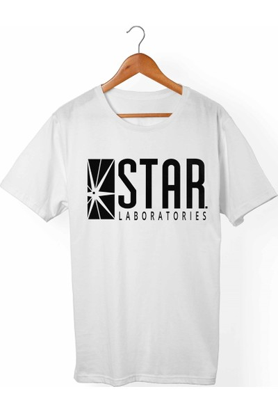 Muggkuppa The Flash Labr.çocuk Beyaz T-Shirt