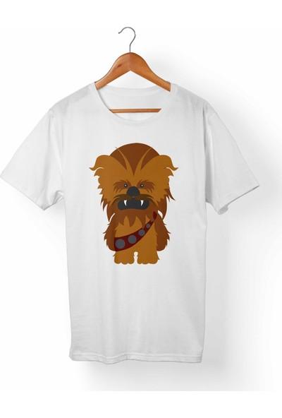 Muggkuppa Star Wars Çocuk Beyaz T-Shirt