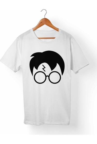 Muggkuppa Harry Potter Çocuk Beyaz T-Shirt