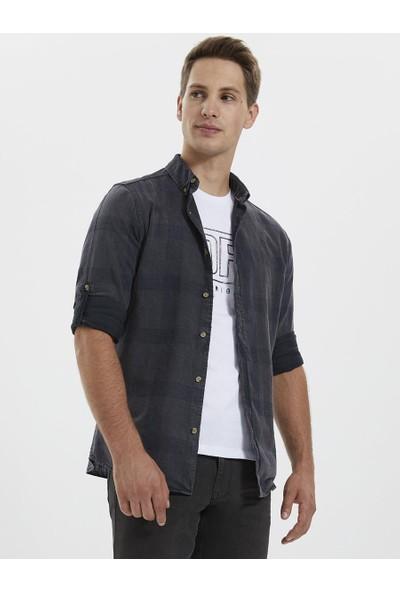 Loft 2021633 Erkek Shirt Long Sleeve