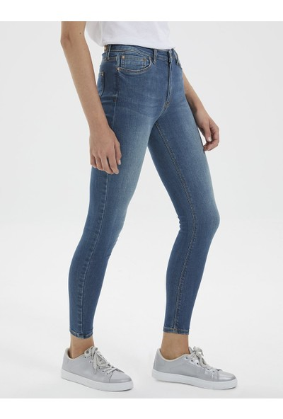 Loft 2022056 Kadın Pantolon