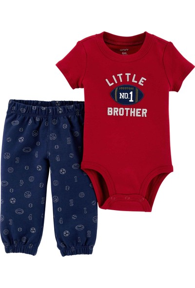 Carter's Erkek Bebek 2'li Set - BPS 121I832