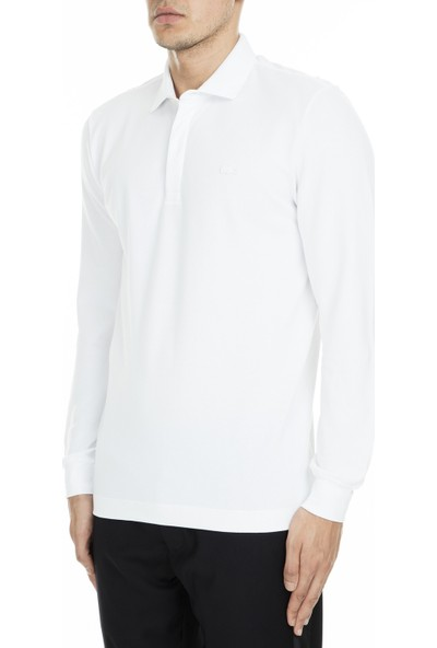 Lacoste T-Shirt Erkek Polo Ph2481 001