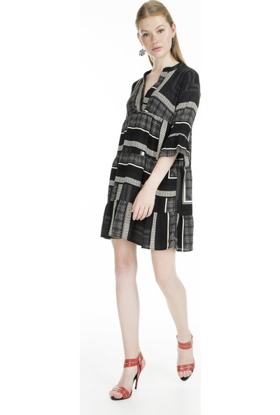 Vero Moda Vmquinn Mini Elbise Kadın Elbise 10223585