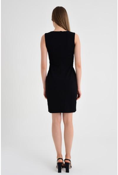 Jument Kadın 50000 Siyah Elbise
